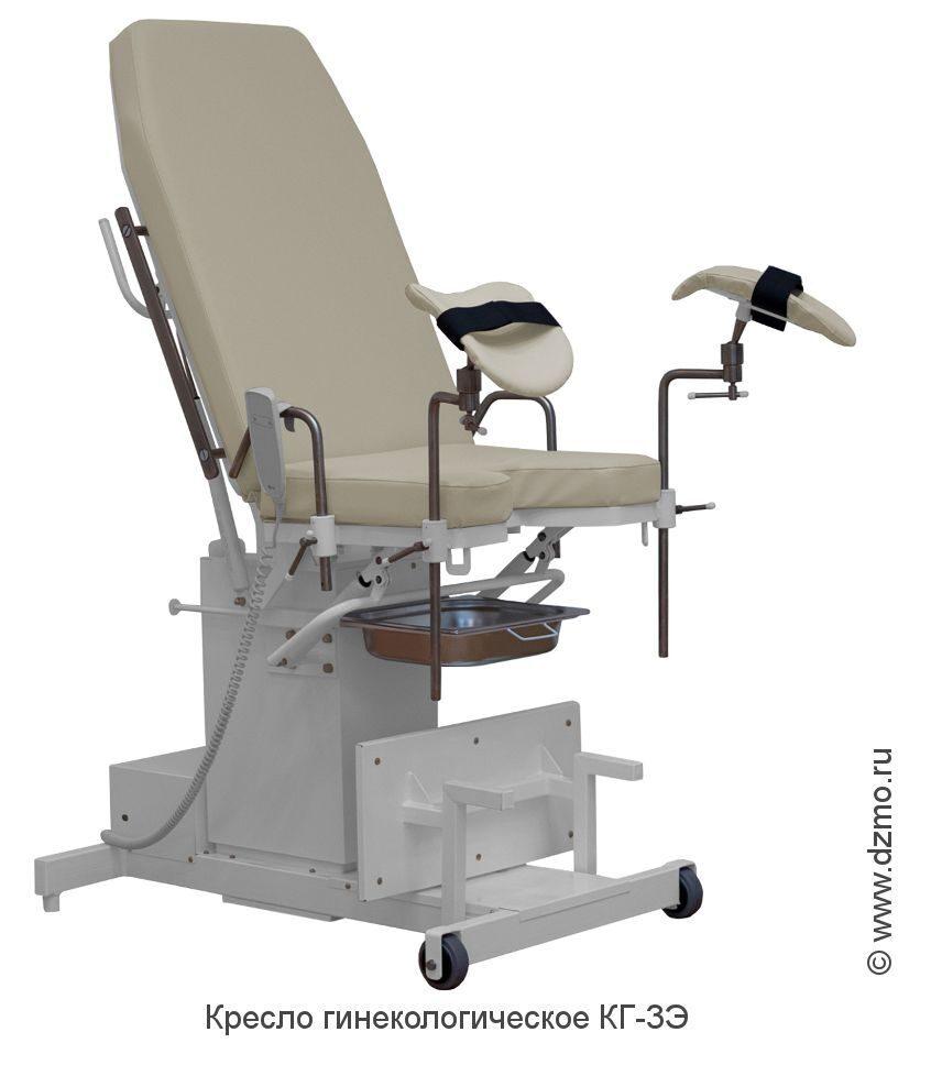 Медицинский секс геникологическое кресло